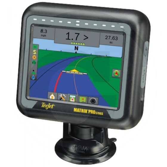 GPS en Precisielandbouw