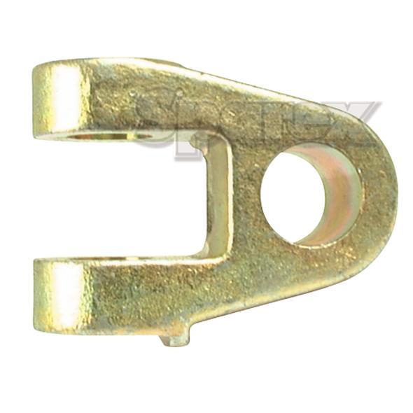 Hydraulische topstang scharnier (Cat. 30mm)