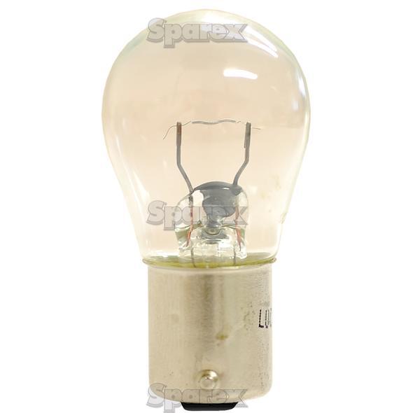 Zij- en Knipperlicht, 12V, 15W Watts, BA15s Voet