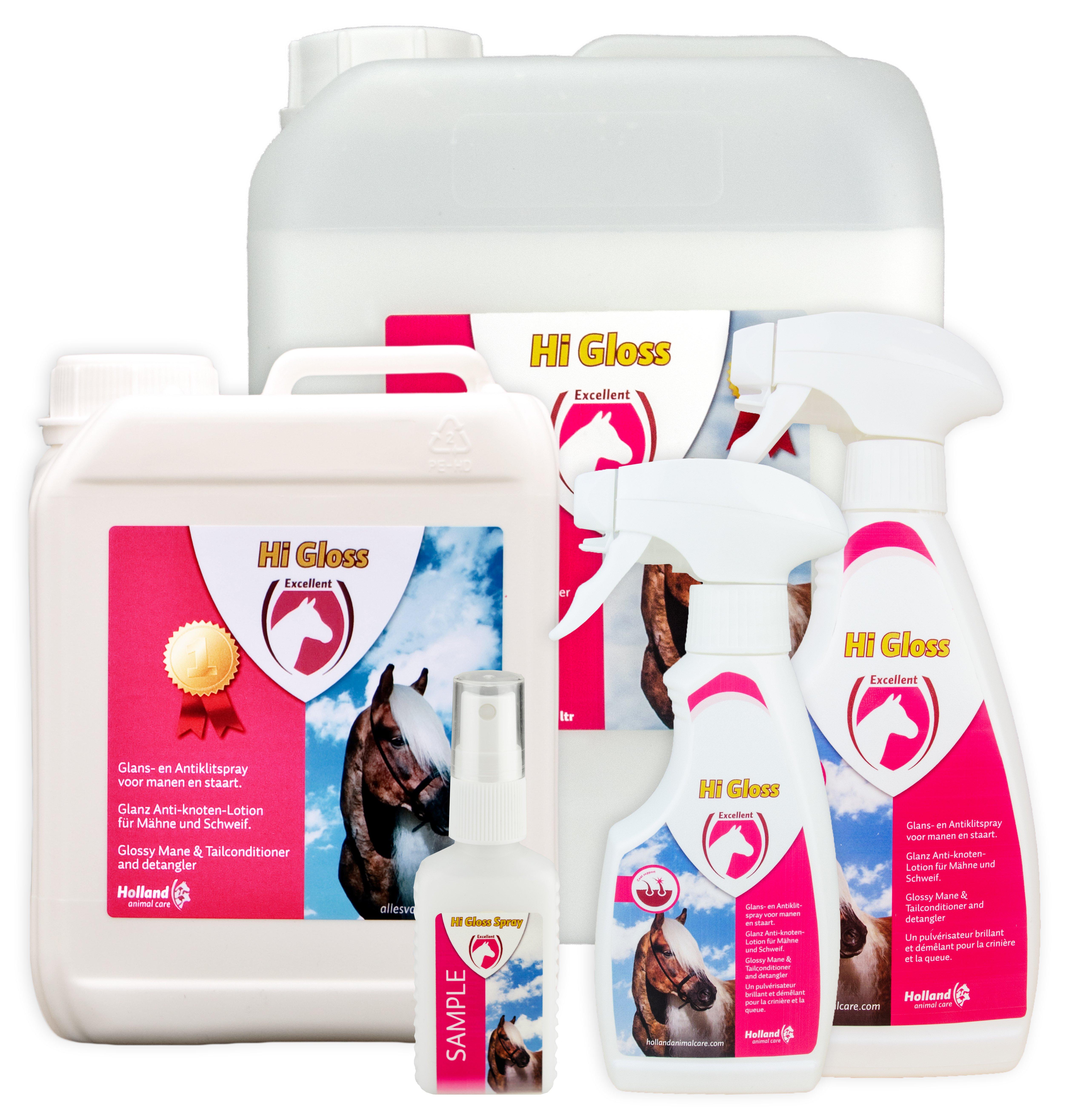 Hi Gloss Spray Navulverpakking
