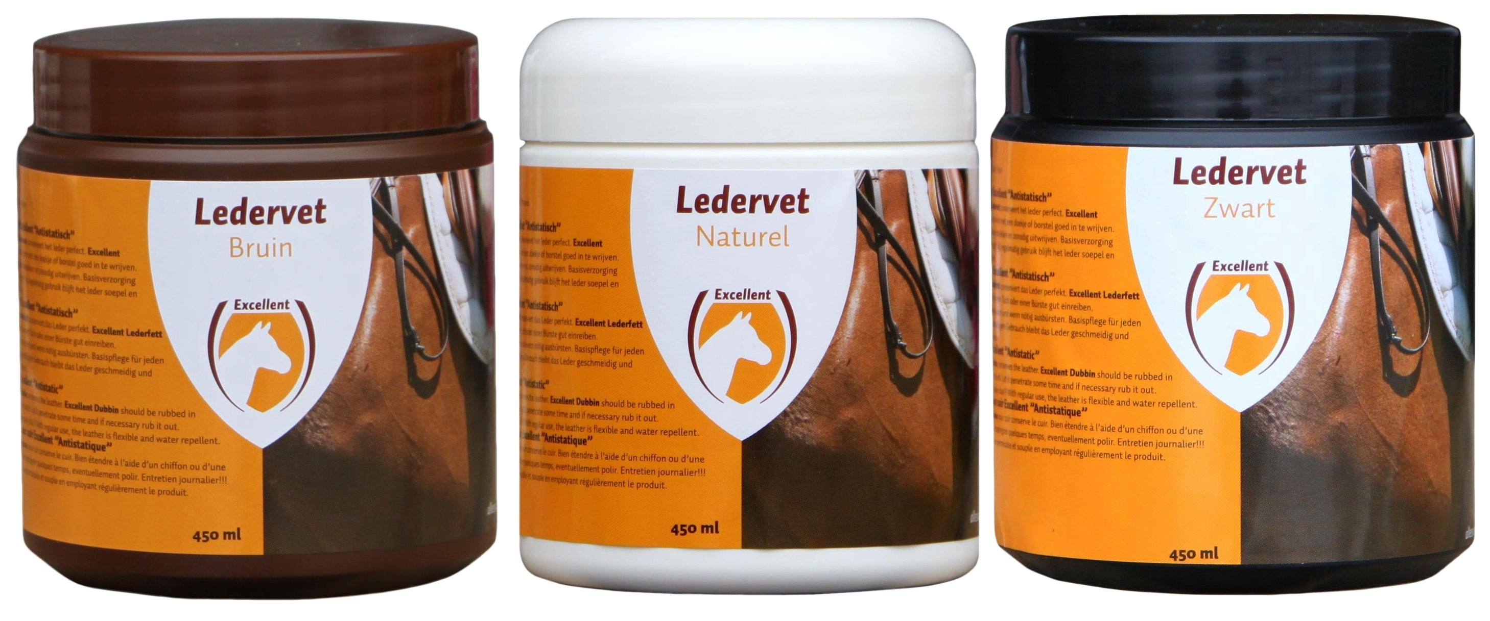 Leather Grease Black