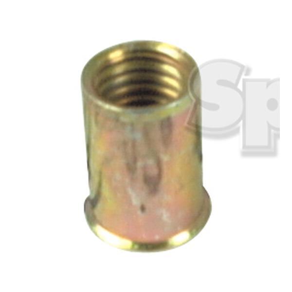 Klinknagel boutjes, Afm.: M10 x 18mm