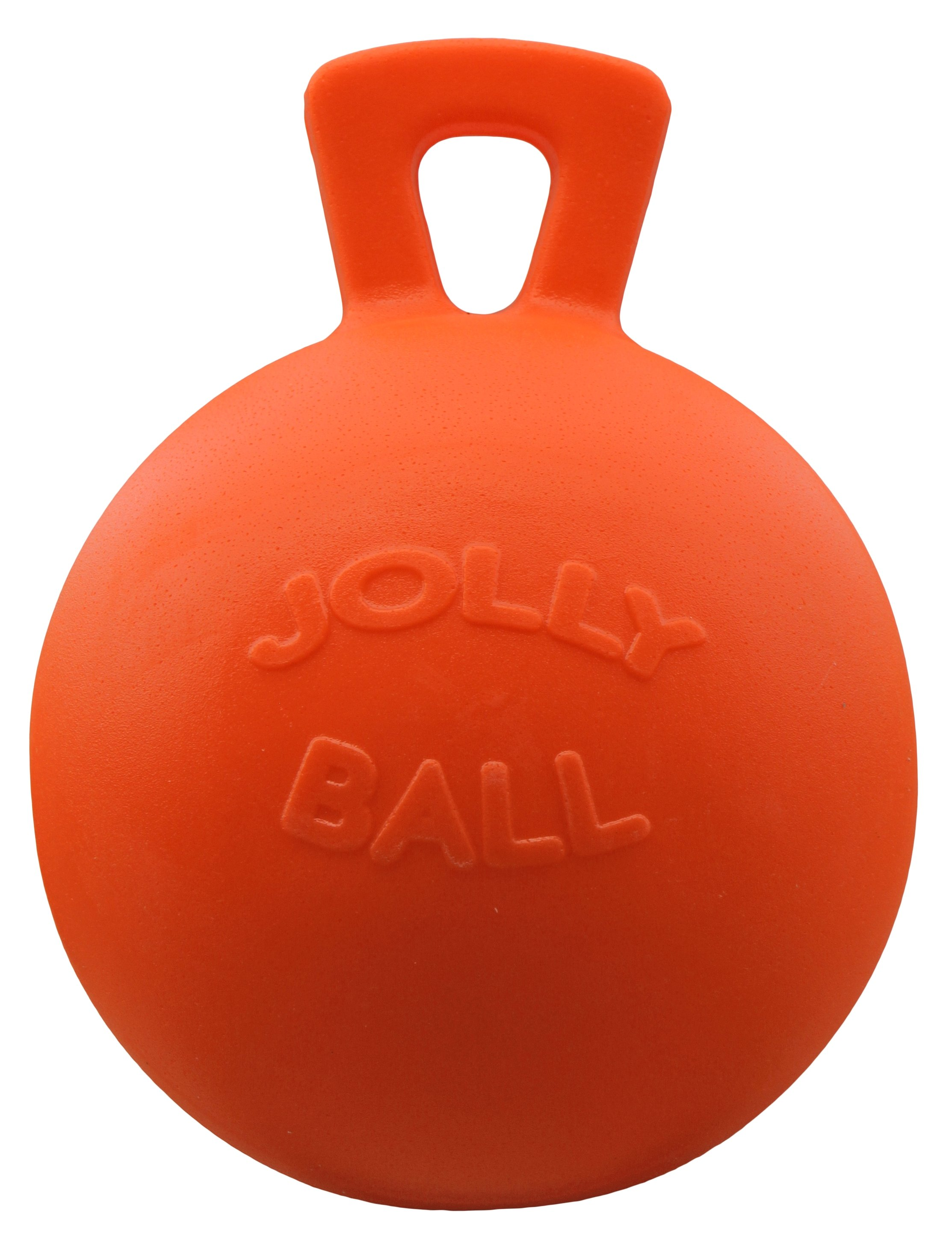 Jolly Ball ORANJE Vanillegeur