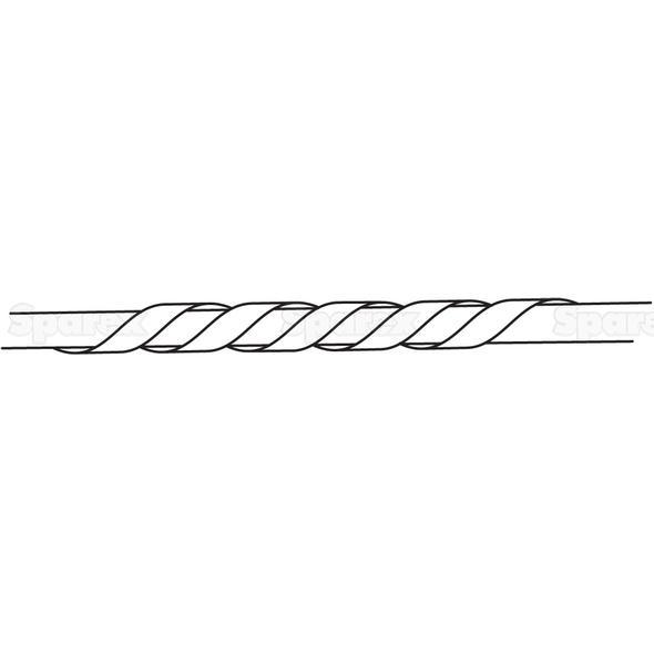 BESCHERMSPIRAAL 4.2MTR-3- 13mm