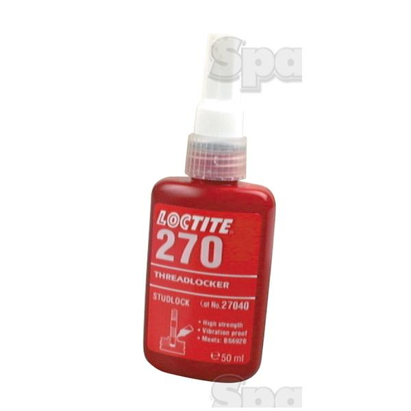 LOCTITE 270 TAPEINDBORGM. 50ML