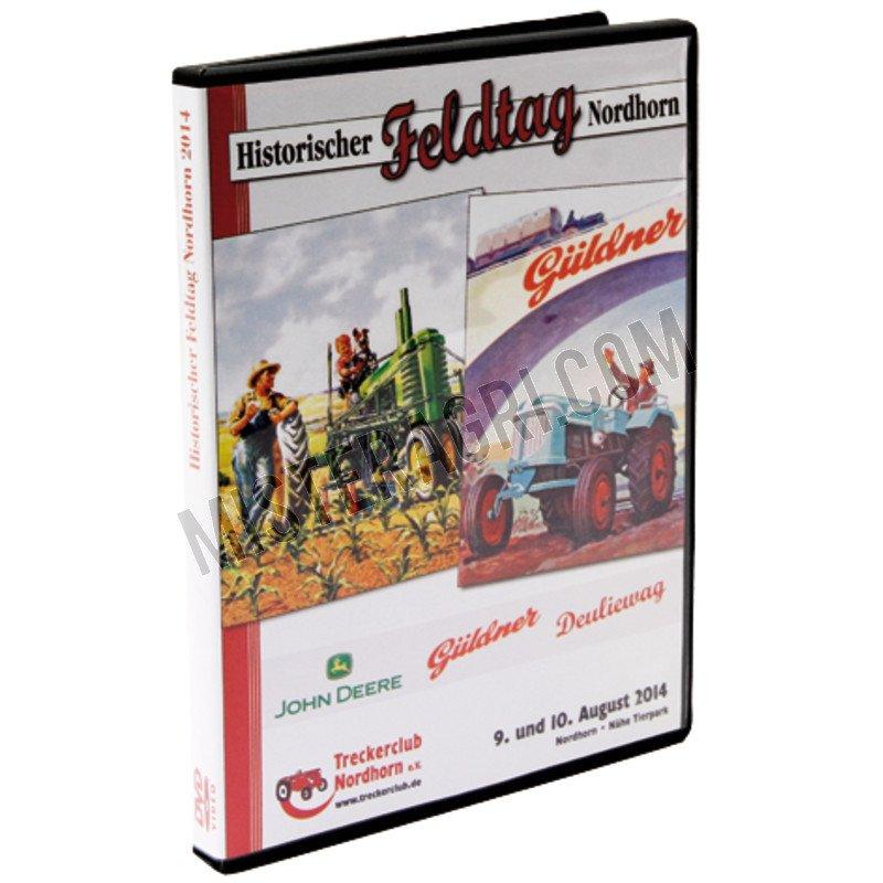 DVD Historischer Feldtag 2014
