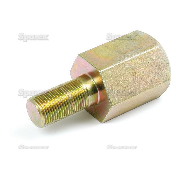 Wiel adapter dubbel 3/4″ x 3/4″ UNF