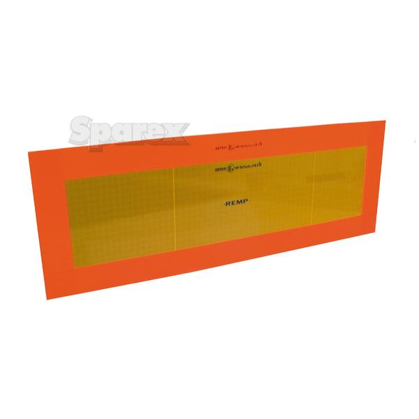 REFLECTOR PANEL-PLAINx2