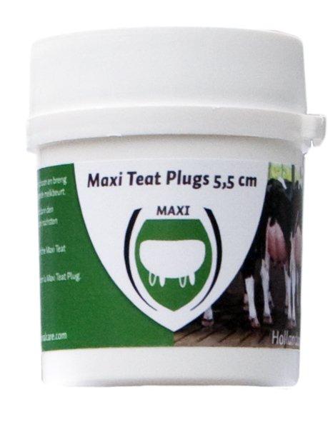 Maxi Teat Plugs 5,5 cm (Super)