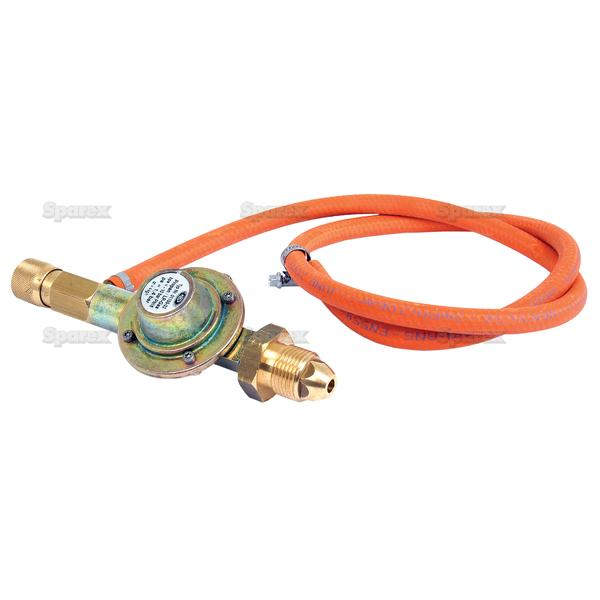 BIRD SCARER REGULATOR AND HOSE