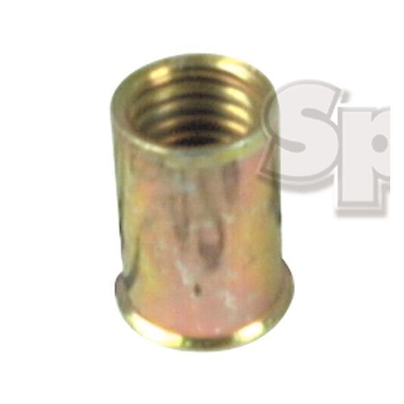 Klinknagel boutjes, Afm.: M4 x 10.50mm