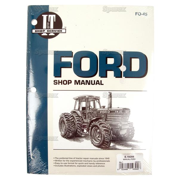MANUAL-FORD