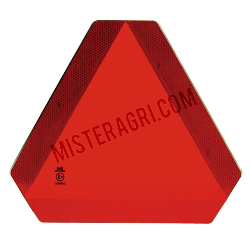L.R.V. driehoek - aluminium