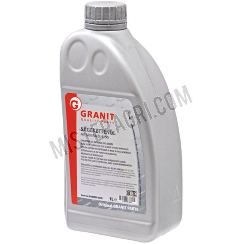 Minerale kettingzaagolie 1 liter
