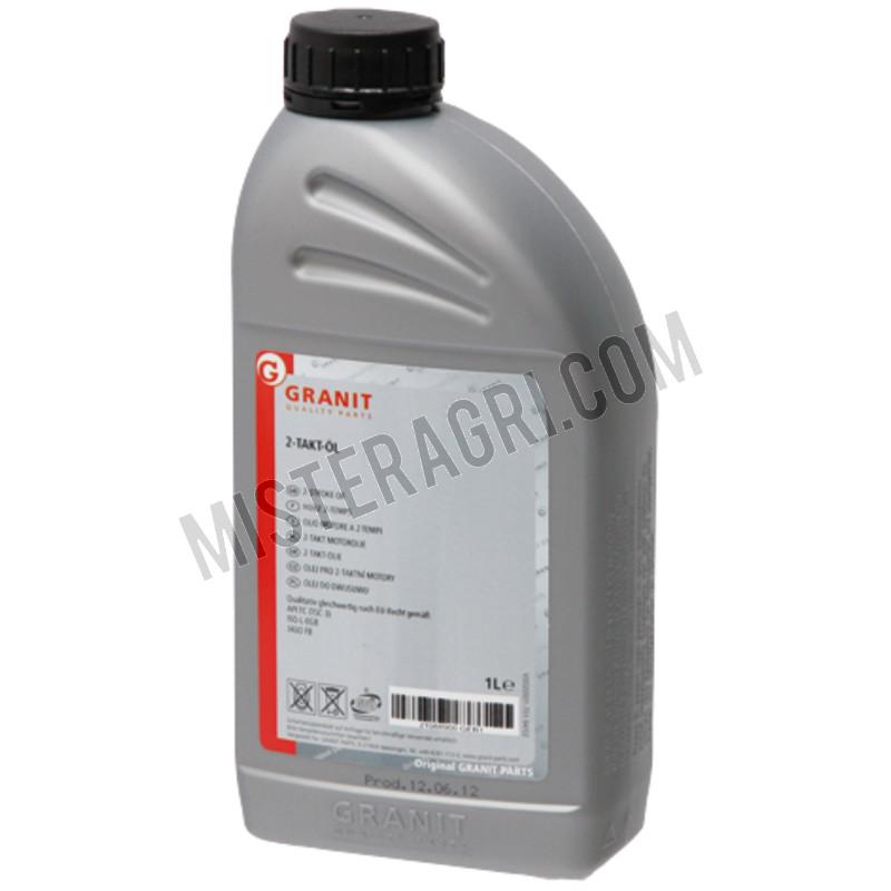 2-takt olie - HC-synthese 2-takt olie zelfmengend 1 liter