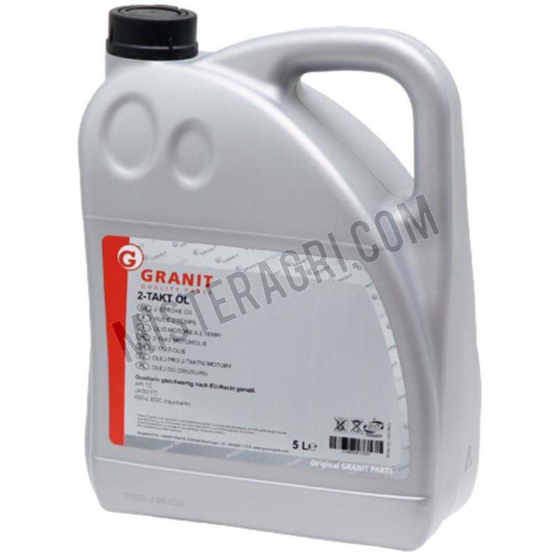 2-takt olie - HC-synthese 2-takt olie zelfmengend 5 liter