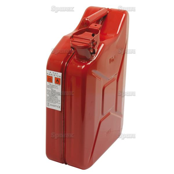 JERRY CAN - ROOD - 10l