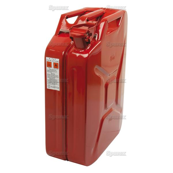 Jerrycan - rood 20 liter