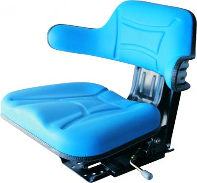 Tractorstoel Mechanisch Blauw