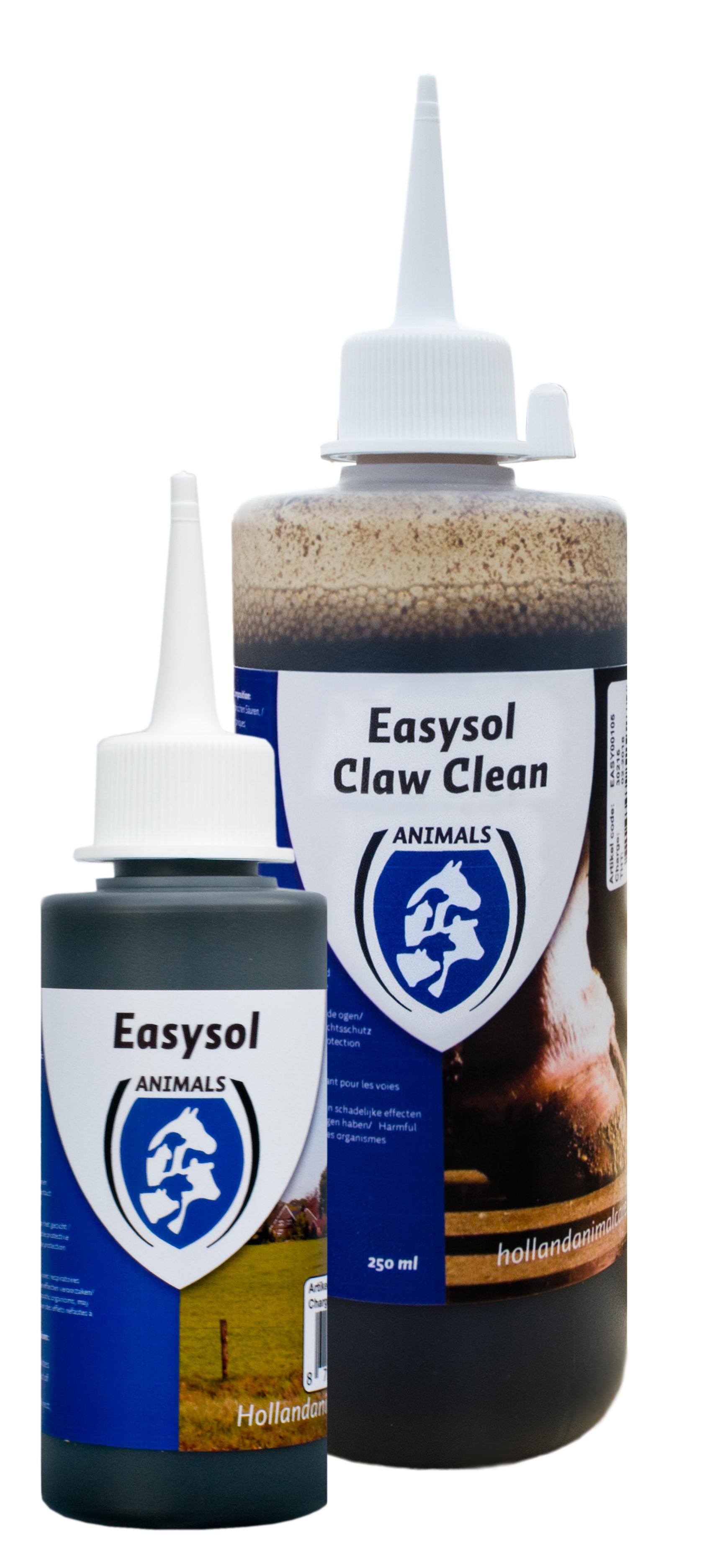 Easysol claw clean