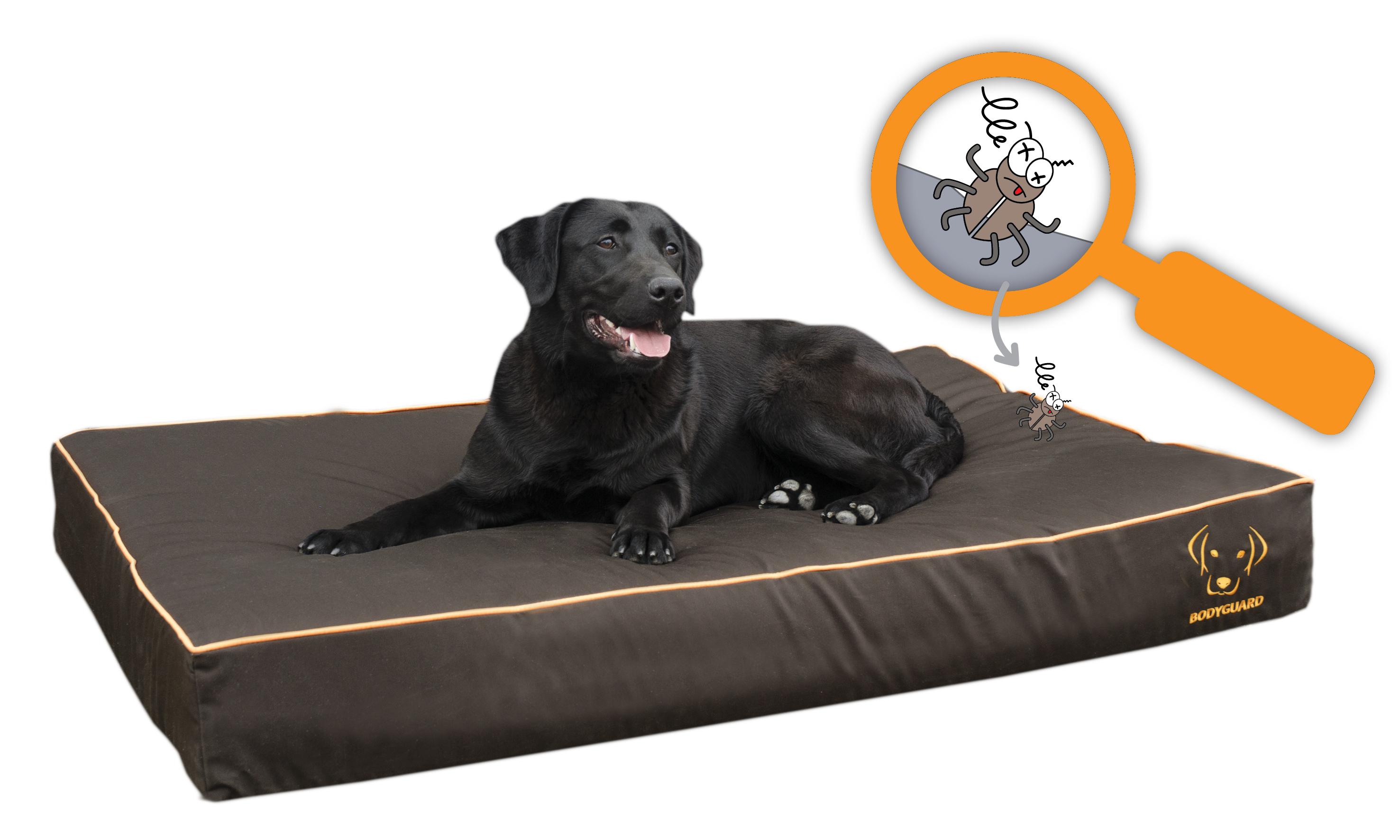 Bodyguard ROYAL bed Bruin 65x50cm