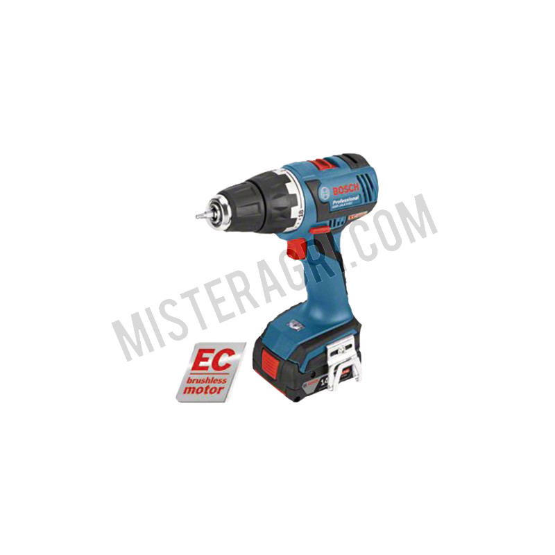 Accuboormachine <br>GSR 14,4 V-EC Professional