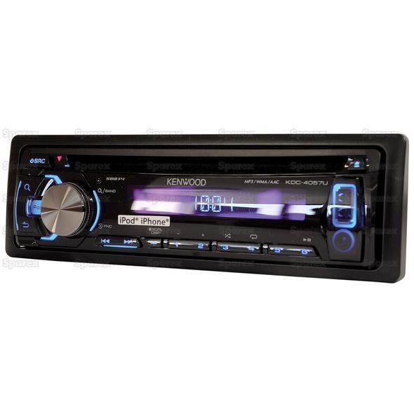 Radio (FM/AM/MP3/USB)