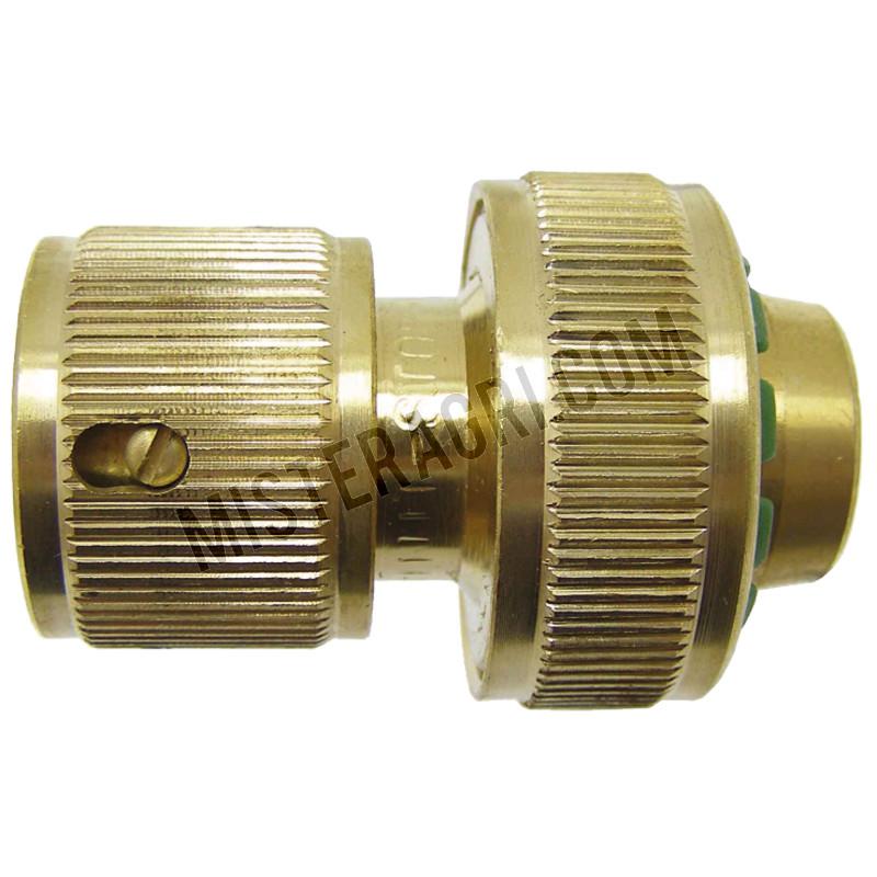 Snelkoppeling - voor 12/15 mm slang