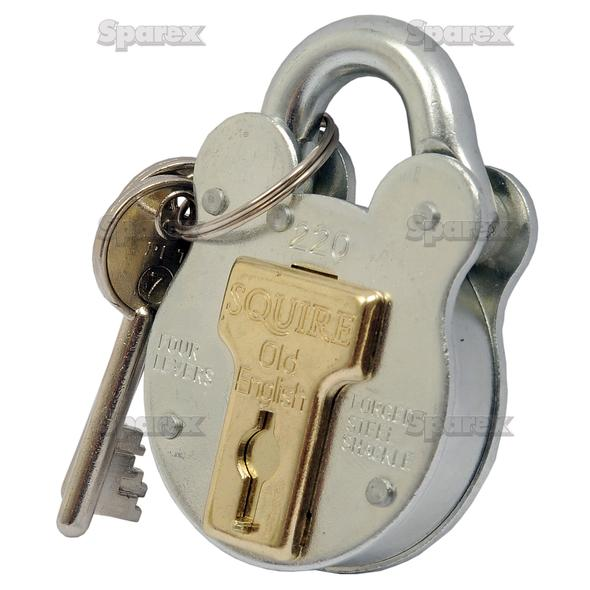 Squire Old English Padlocks - Staal (Security rating: 2)