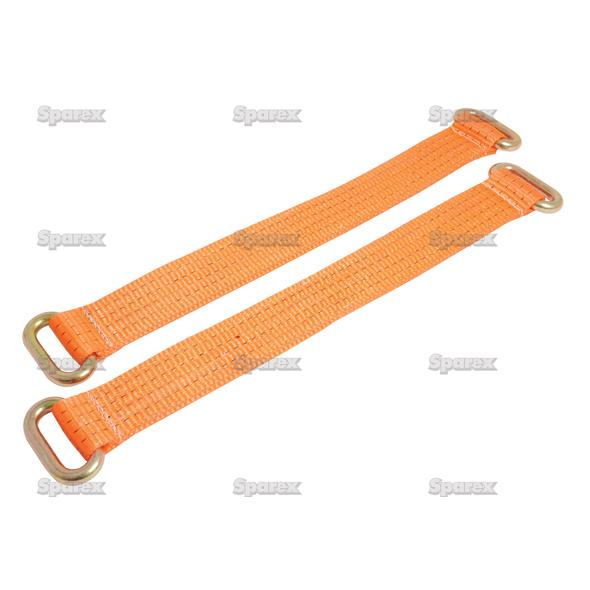 BRIDGING STRAP - 500MM (PAIR)