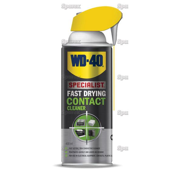 WD40 CONTACT REINIGER 400ml