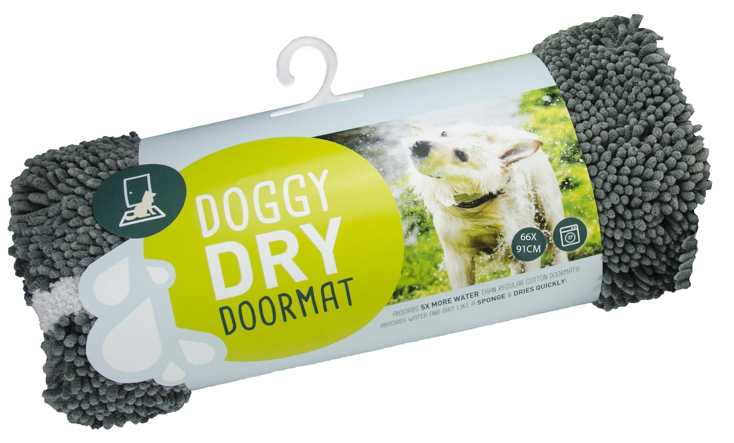 Doggy Dry Doormat 66x91cm