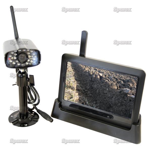 Digitaal Draadloos Bewakingscamera Systeem