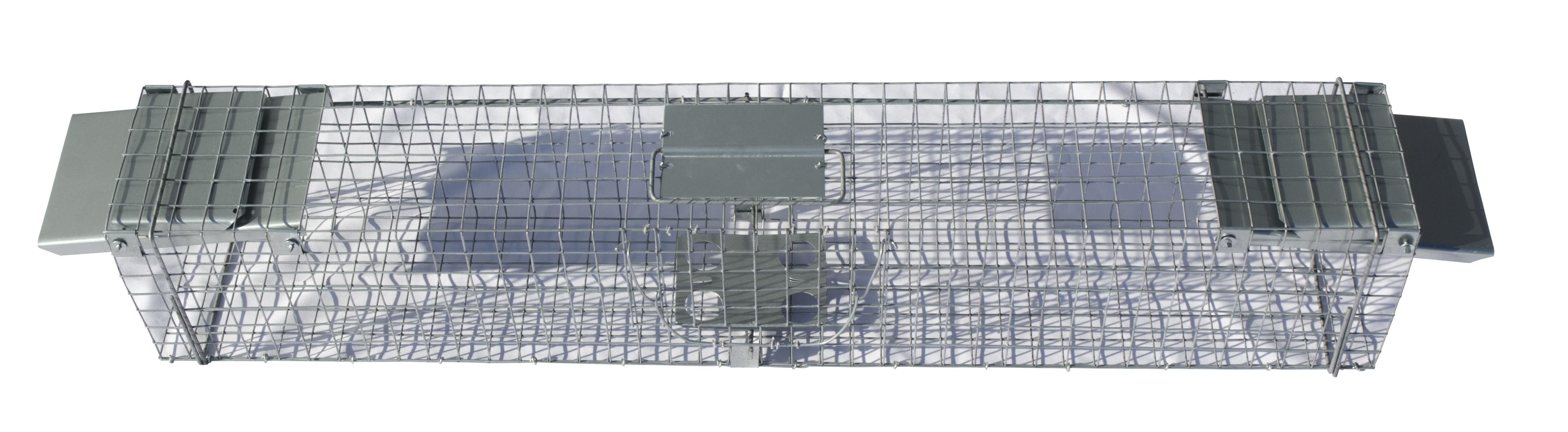 Doorloopval rat, marter, bunzing 102x17x20cm