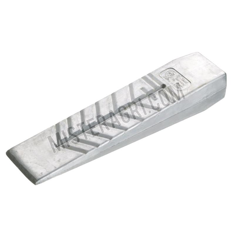 Aluminium wig - Grootte II, voor middelsterk hout