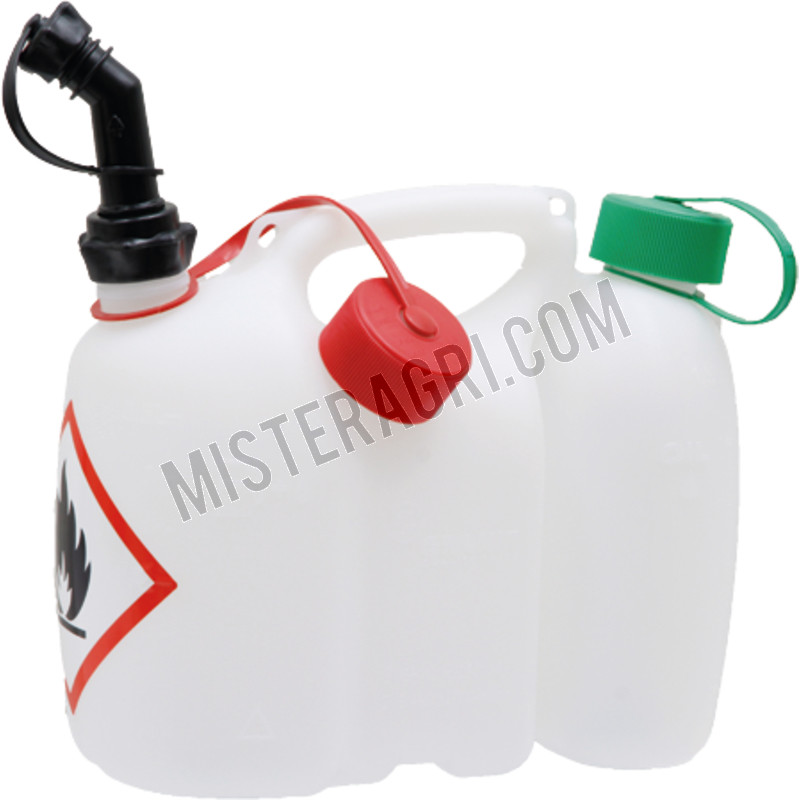 Dubbele jerrycan