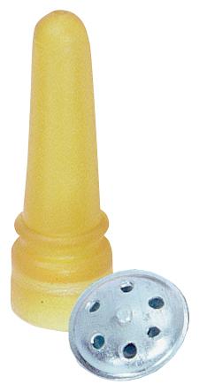 Lambar speen geel/bruin lang model