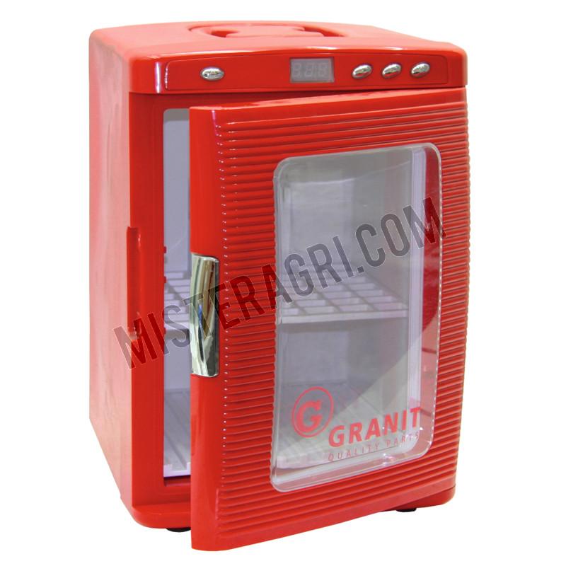 Koelkast 25 liter - staande koelkast met digitale temperatuurweergave