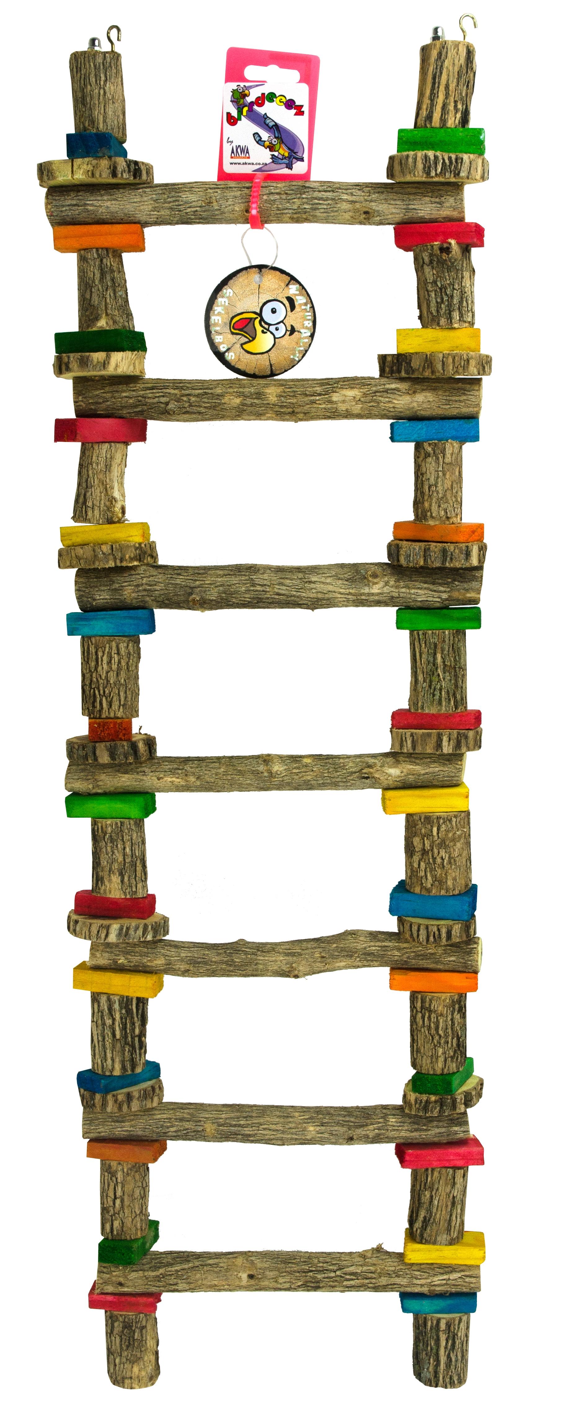Birrdeeez 7-Step Sekelbos Ladder X-Large