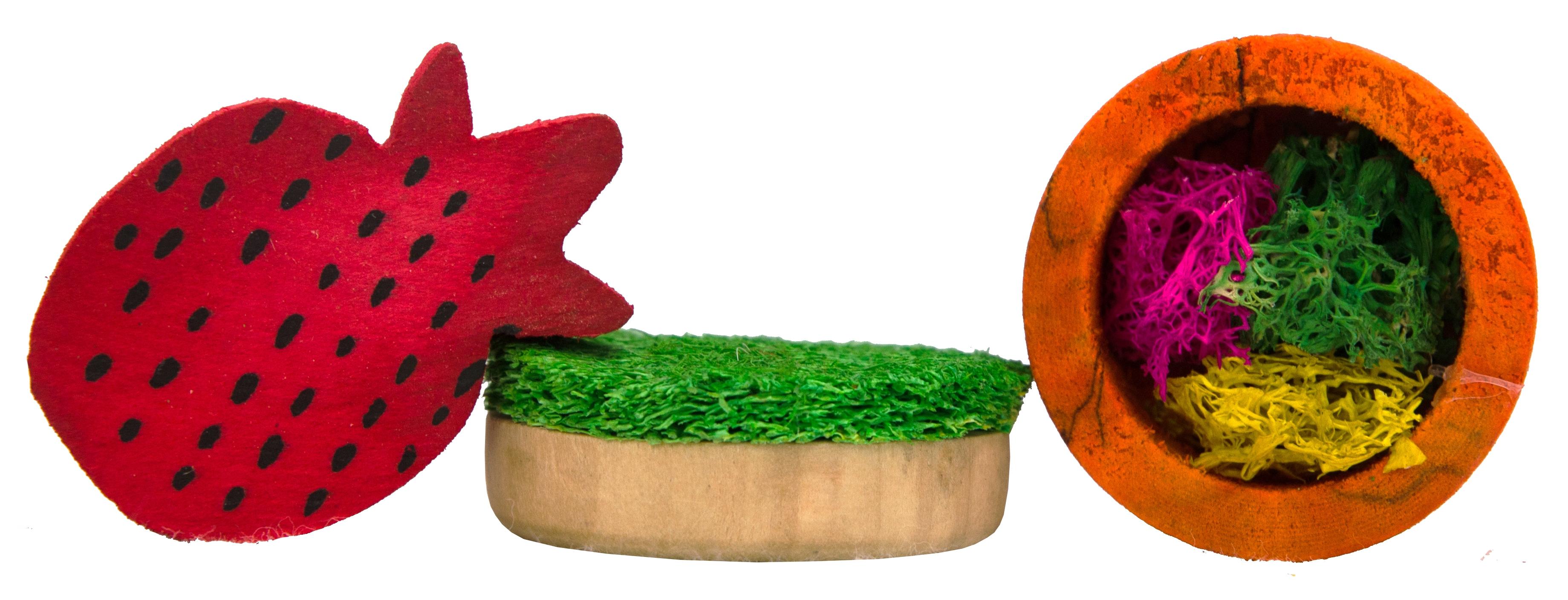 Wood'n Loofah Pretty Toys no.1