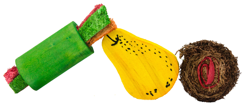 Wood'n Loofah Pretty Toys no.4