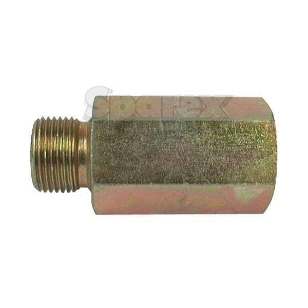 NIPPEL BINN/BUIT M22 x1/2BSP