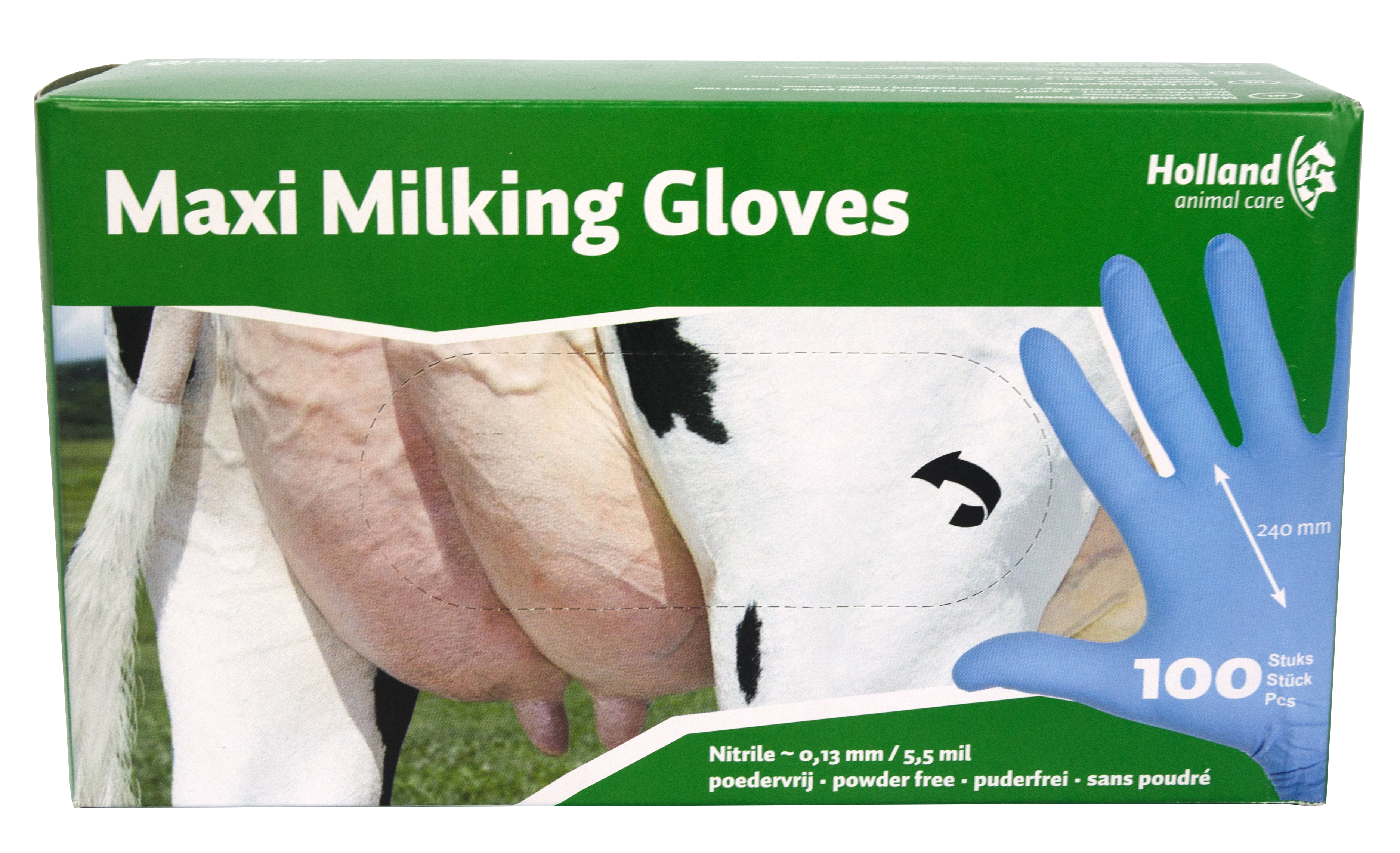 Maxi Milking Gloves XL (9-10)