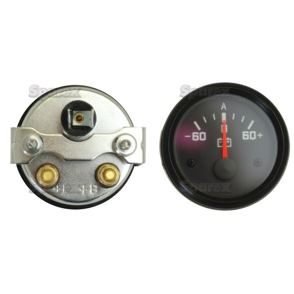 Amperemeter, 0 +/-60Ampère