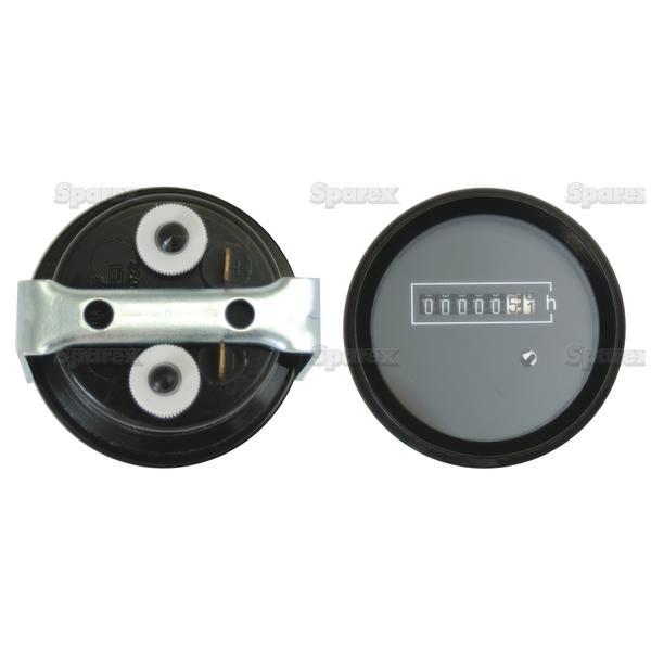 Urenteller - Digitaal, 10-80V