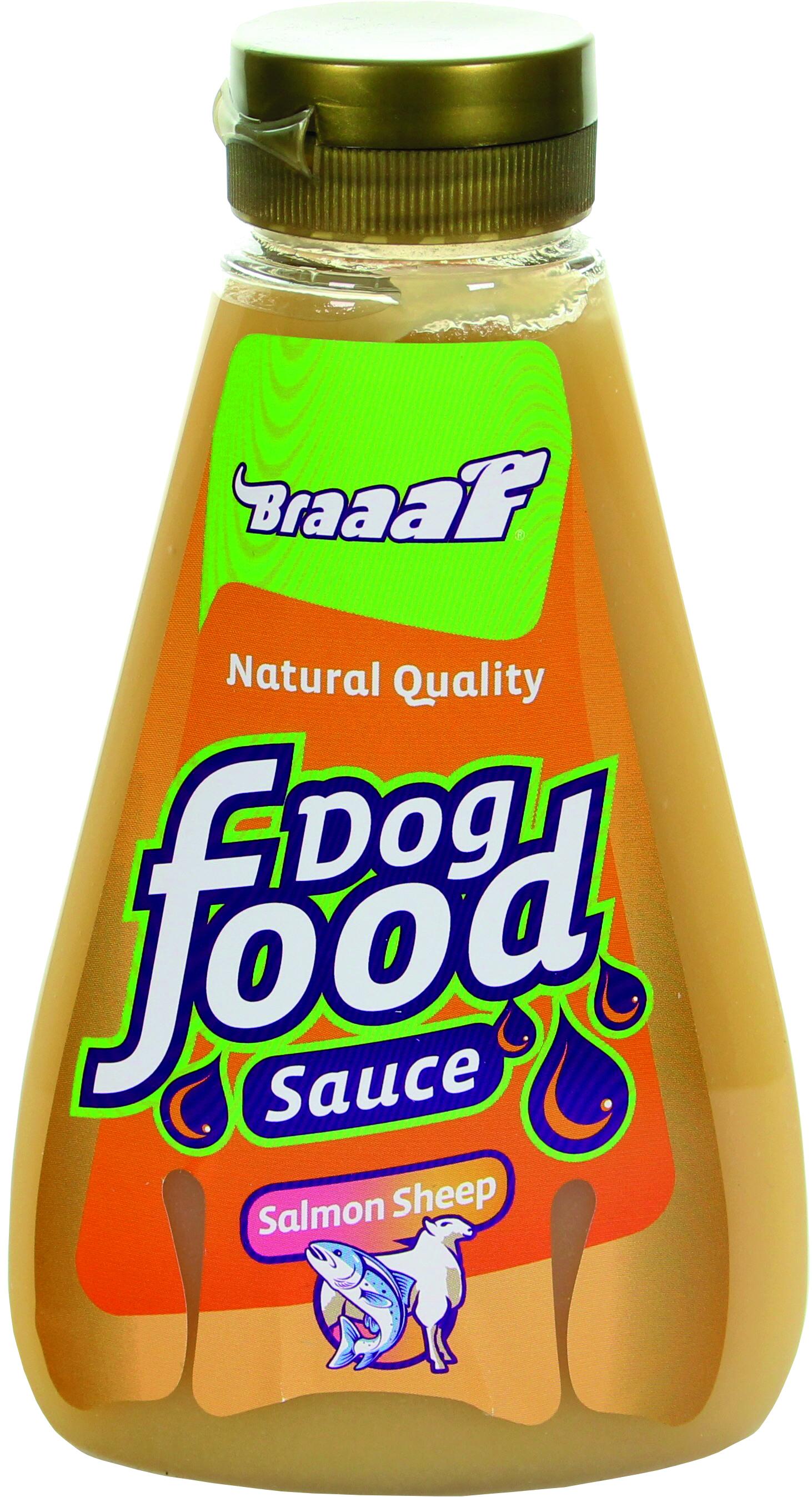 Braaaf Duo Salmon oil / Sheep fat