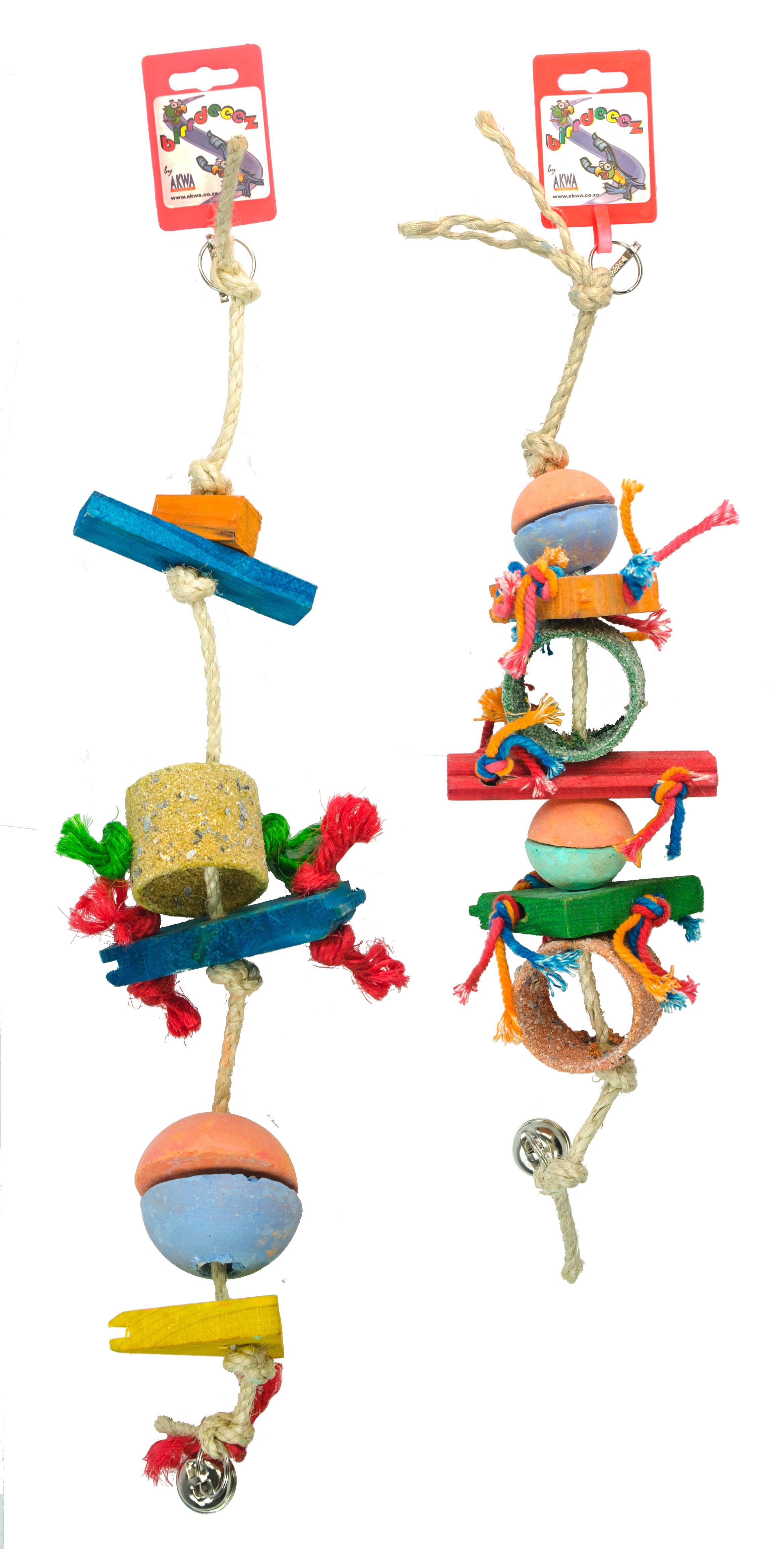 Birrdeeez Carnival Parrot Toy