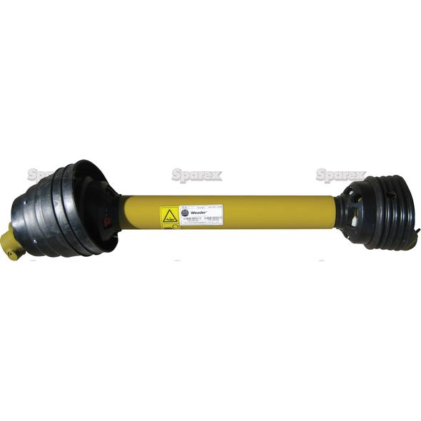 Groothoekaftakas W2380 - 860mm - Weasler