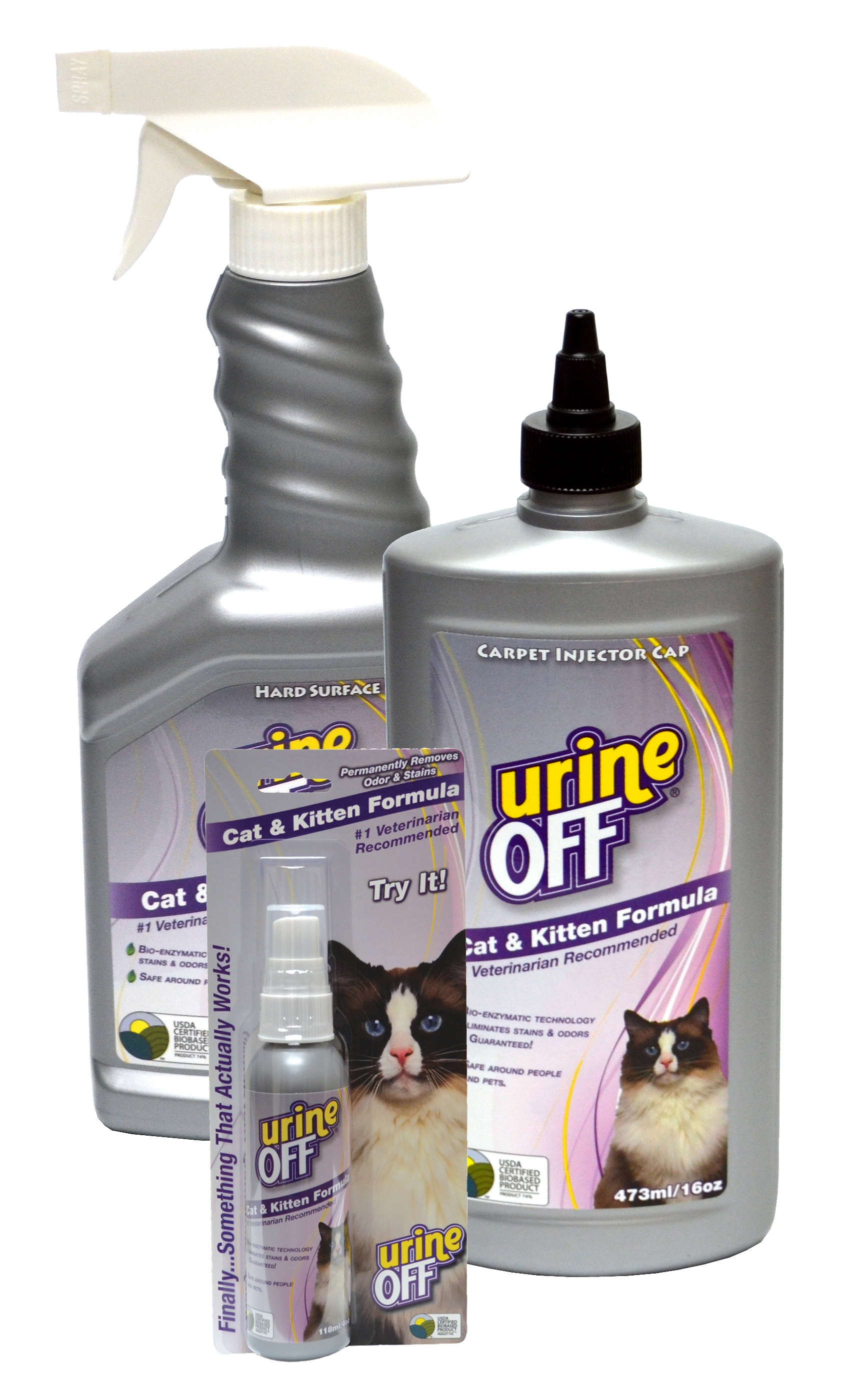 Urine Off Cat & Kitten Injector