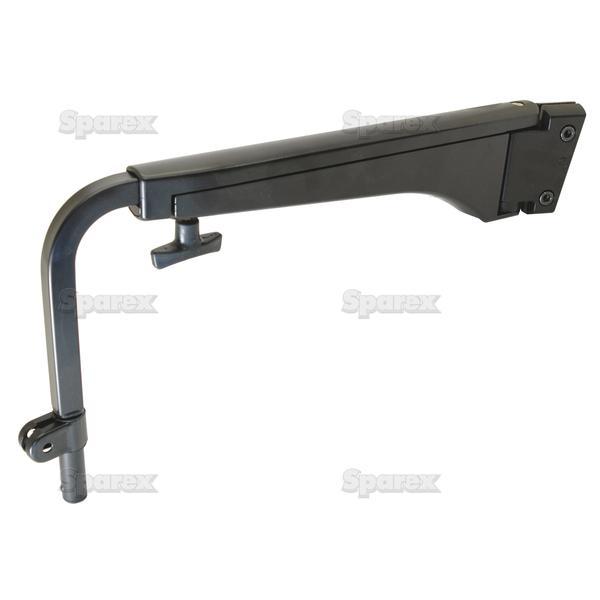 Adjustable Spiegelarm, 473 - 733mm, Links